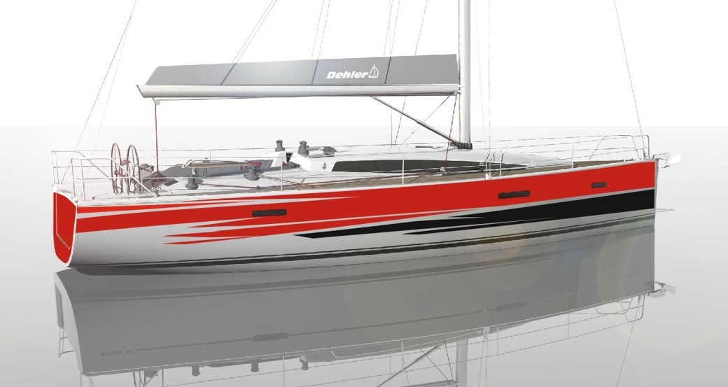 SailForce Dehler 42 design