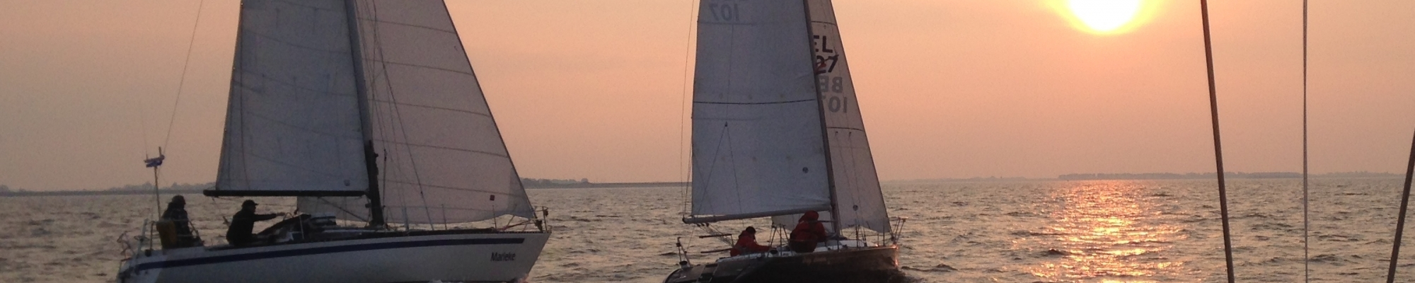 Twilightrace zeilen met SailForce