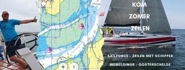 Nieuwsbrief sailforce zeilen zeeland 2 2020