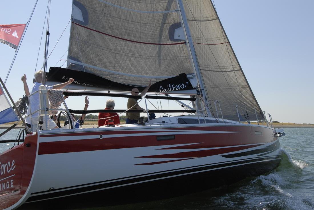 SailForce Dehler42 Zeilen Zeeland Oosterschelde 9