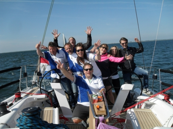 Sailing events with SailForce